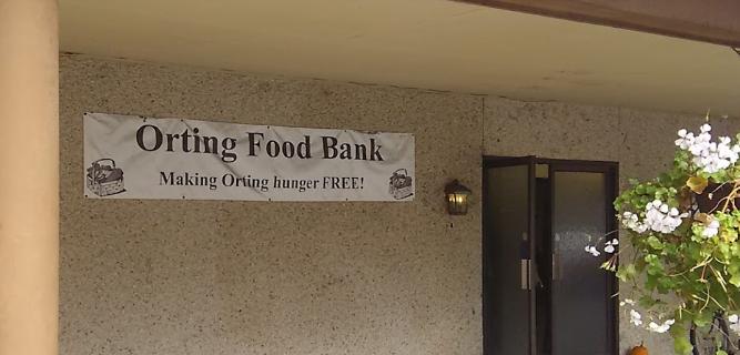 Orting Food Bank