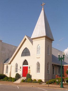 Grace Episcopal Church - Patriots' Community Kitchen