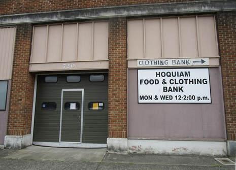 Hoquiam Food Bank And Clothing Bank