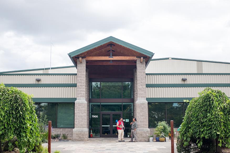 Portland Community Food Bank