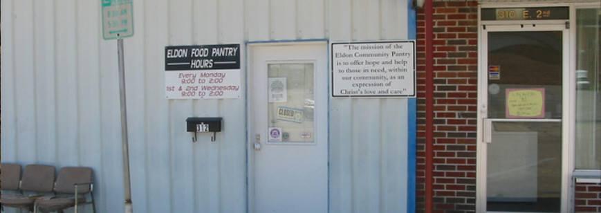 Eldon Community Food Pantry