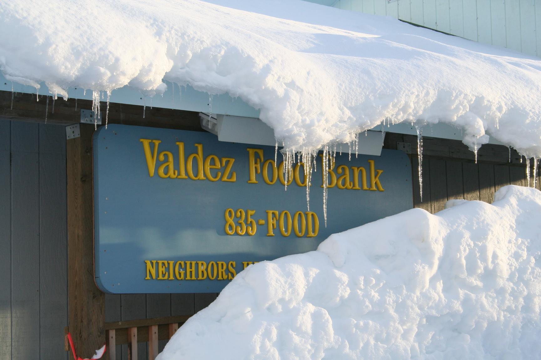 Valdez Food Bank
