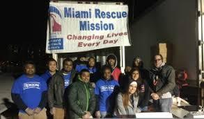 Miami Rescue Mission - Food Service