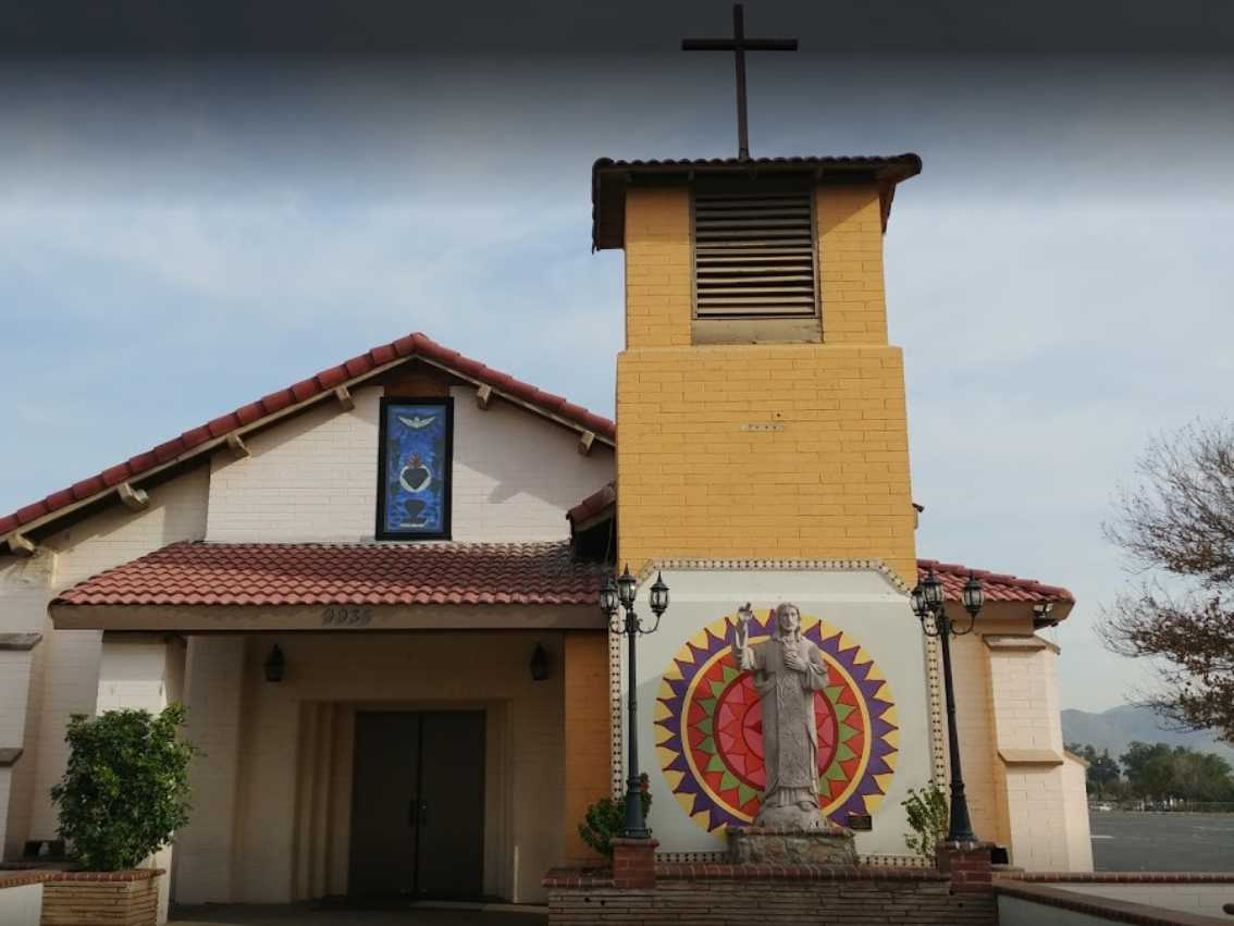 Sacred Heart Church - Riverside