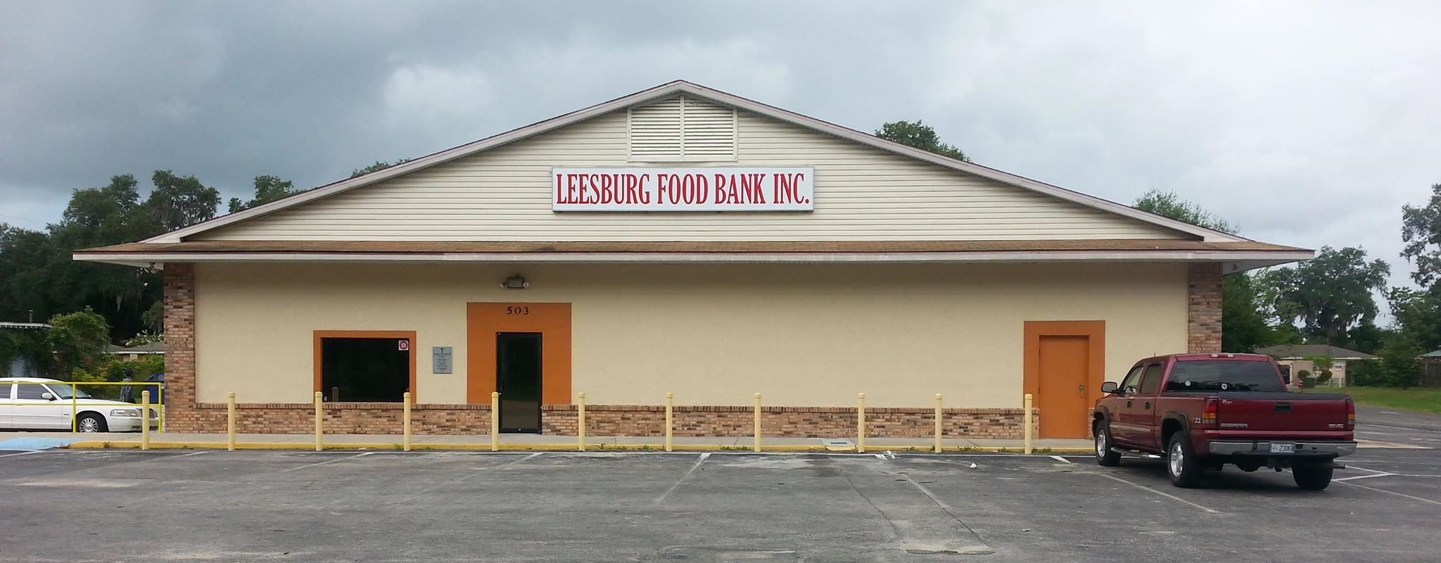 Leesburg Food Bank Inc