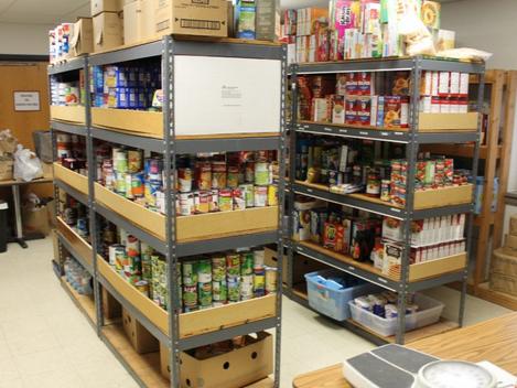 Hanover Area Food Shelf
