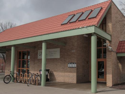 Brian Coyle Community Center Food Shelf