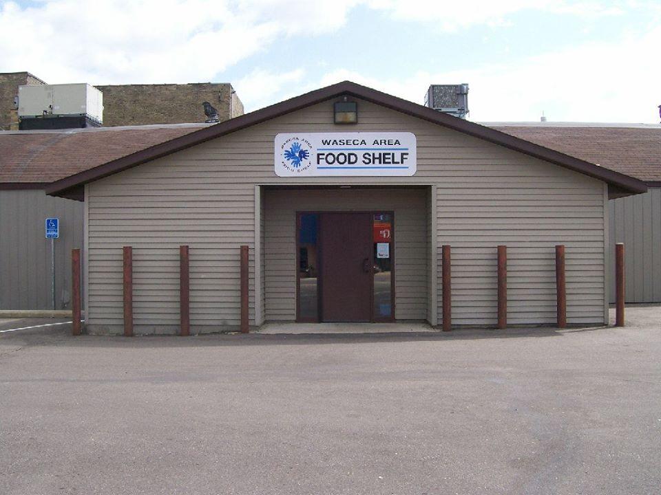 Waseca Area Neighborhood Service Center Food Shelf