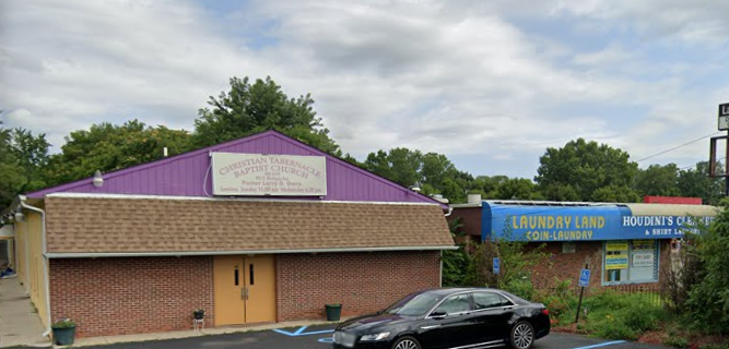 Christian Tabernacle Baptist Church Food Bank Ministry