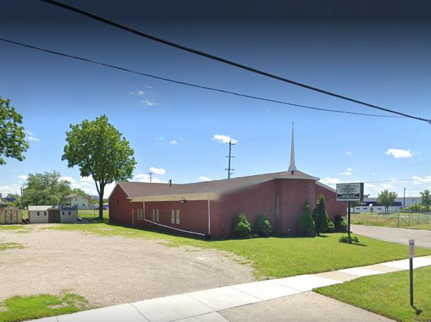 New Springfield M B Church