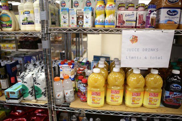 Keystone Community Services Rice Street Food Shelf