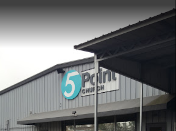 5 Point Church Food Pantry