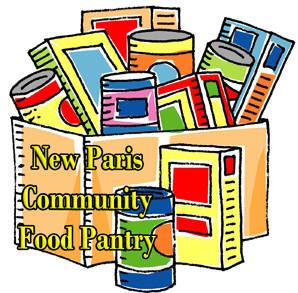 New Paris Community Food Pantry
