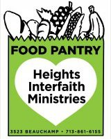 Heights Interfaith Ministries Food Pantry