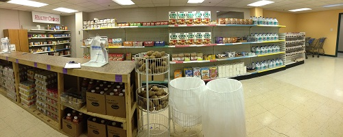 Crosslines Food Pantry