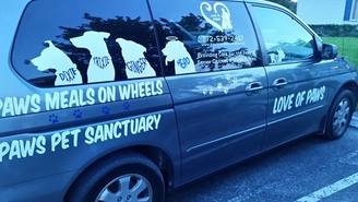 For The Love Of Paws Meals on Wheels