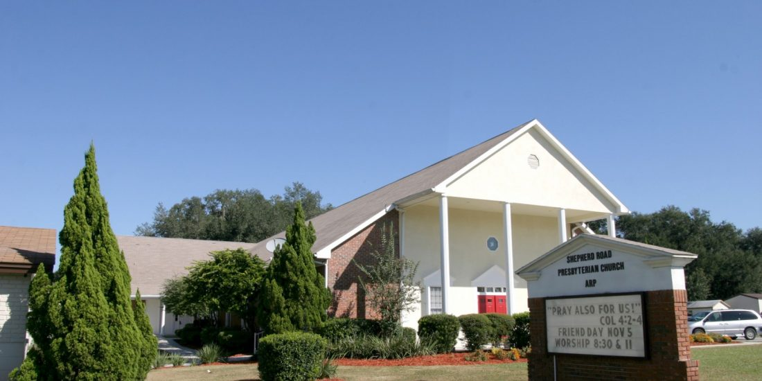 Shepherd Road Presbyterian Church - Food Pantry