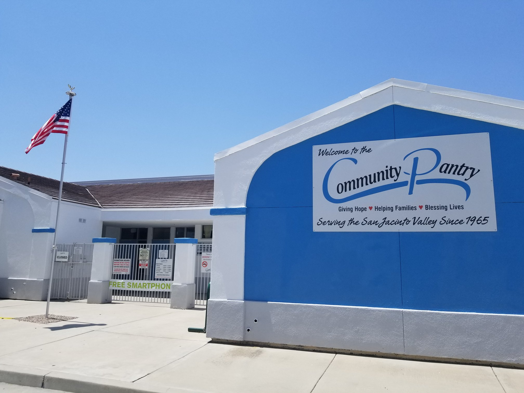 Valley Community Pantry