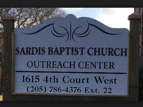 Sardis Missionary Baptist Church - Outreach Center