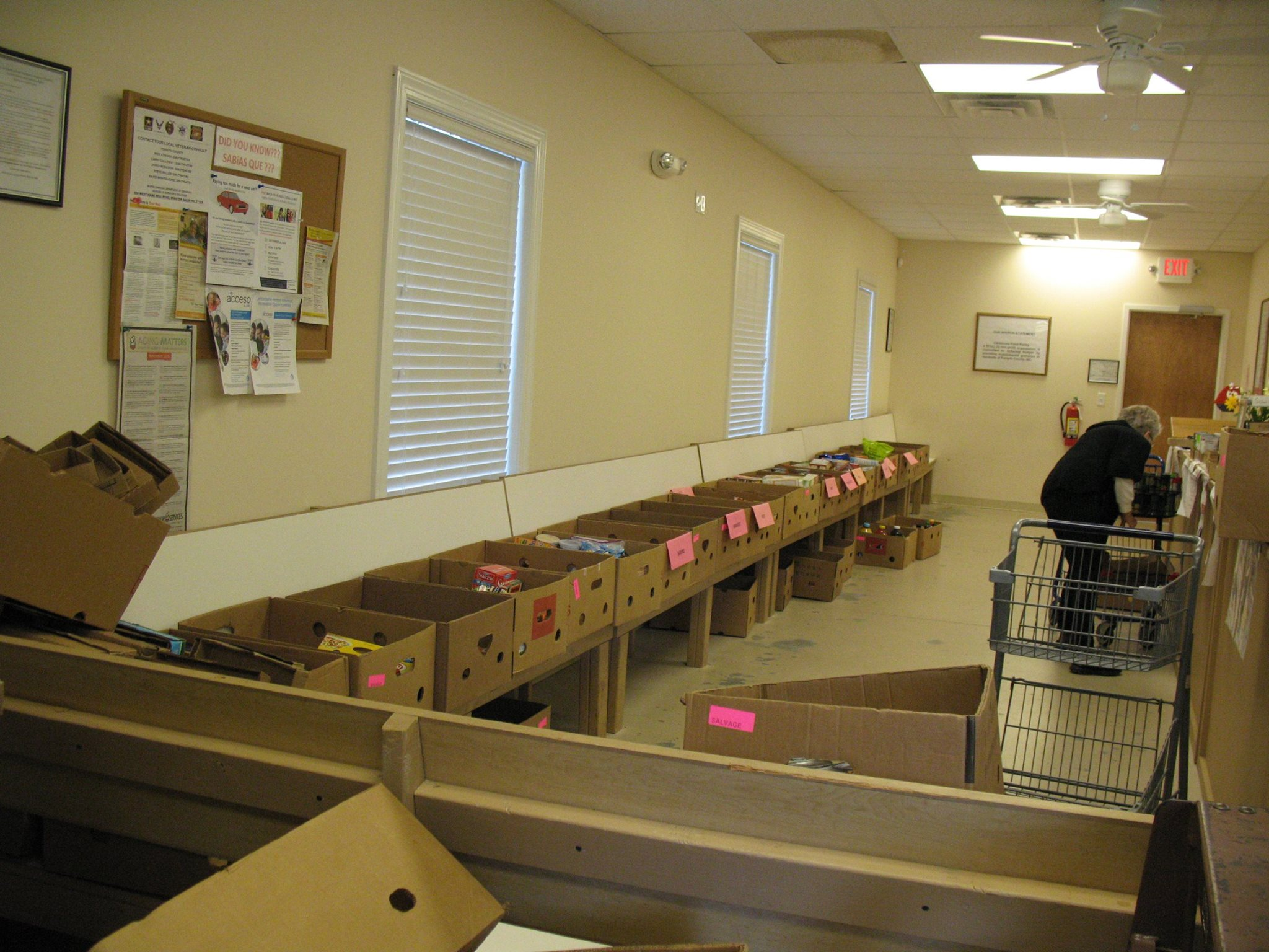 Clemmons Food Pantry