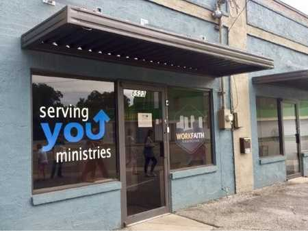 Serving You Ministries - Food Pantry