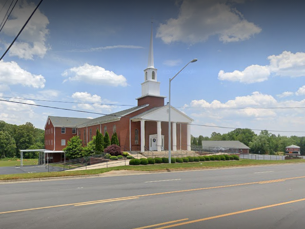 First Baptist Church Whitnel