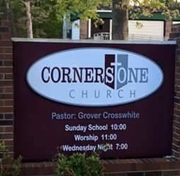 Cornerstone Church Food Pantry