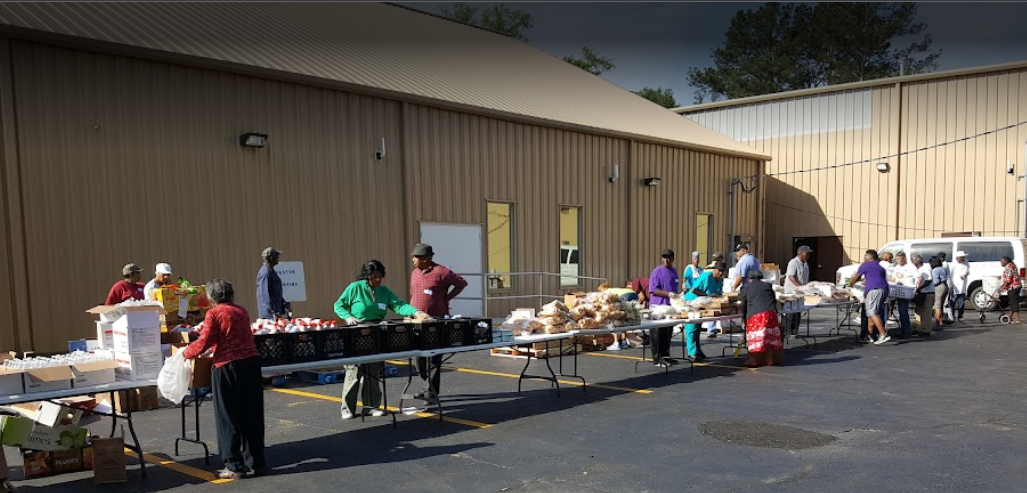 Second Harvest Of Greater New Orleans
