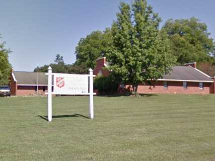 The Salvation Army - Asheboro Food Pantry