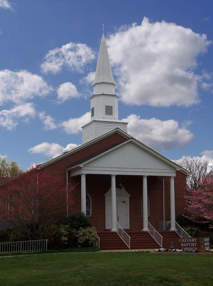 Calvary Baptist Church Food Pantry