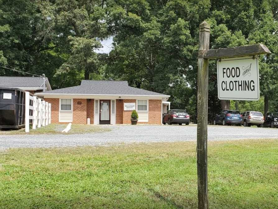 King Outreach Ministry Food Pantry
