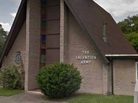 The Salvation Army - Mt Airy Food Pantry
