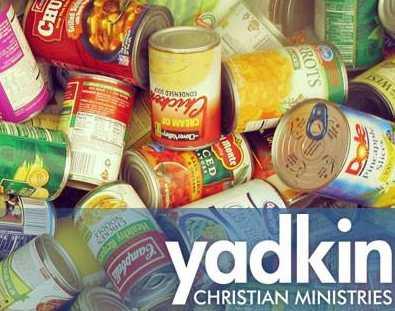Yadkin Christian Ministries - East Bend Food Pantry