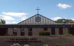 Salvation Army Antioch Community Produce Program