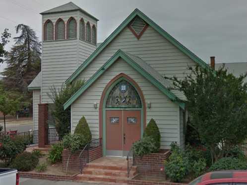 Calwa United Methodist Church (USDA) Food Pantry