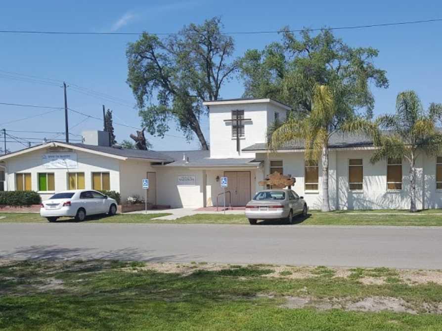Church of the Nazarene Laton Food Pantry