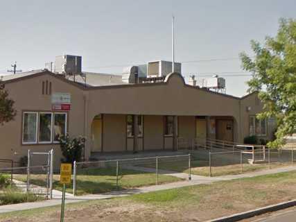 Del Rey Community Center (USDA) Food Pantry
