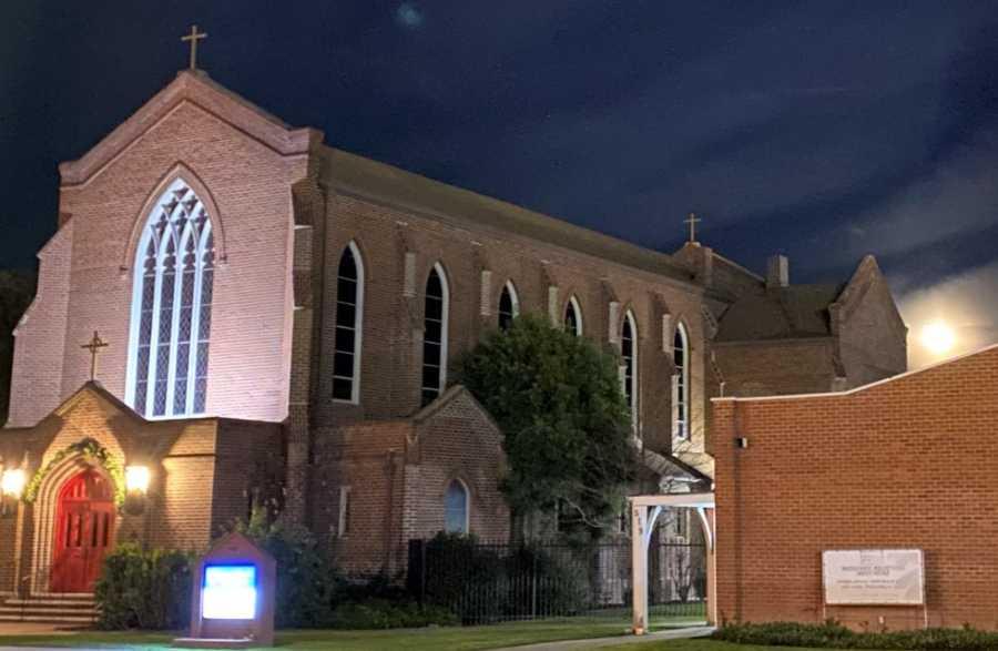 Episcopal Church of the Saviour Soup Kitchen