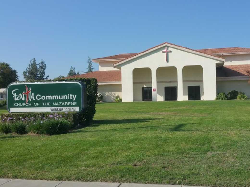 Faith Community Church (USDA) Food Pantry