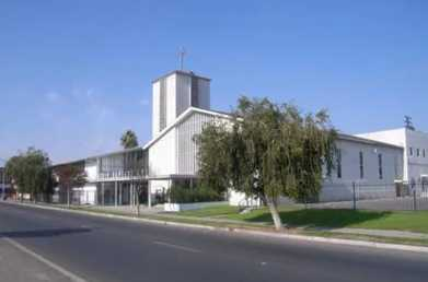 Fellowship Missionary Baptist Food Pantry