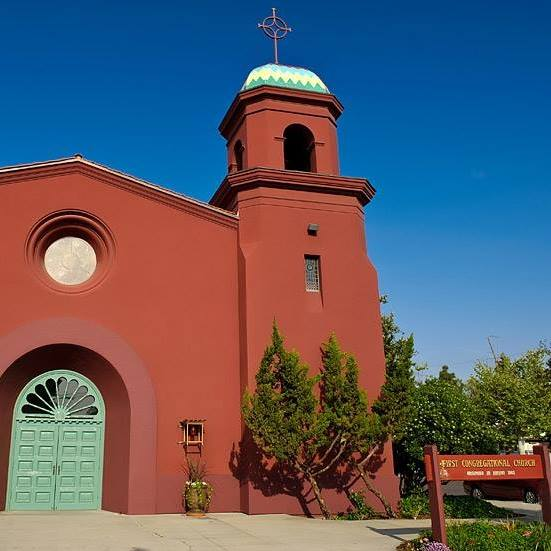 First Congregational Church of Fresno Food Pantry