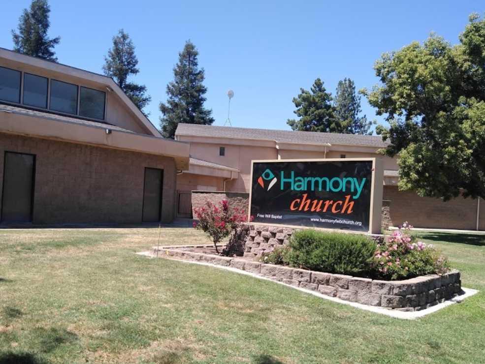 Harmony Hope Chest Church Food Pantry