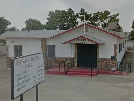 Hopewell Baptist Church Food Pantry