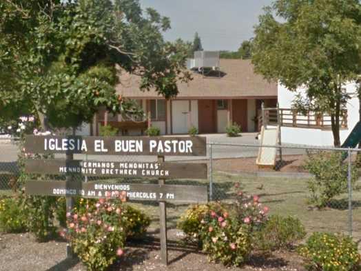 Iglesia Buen Pastor USDA Food Pantry
