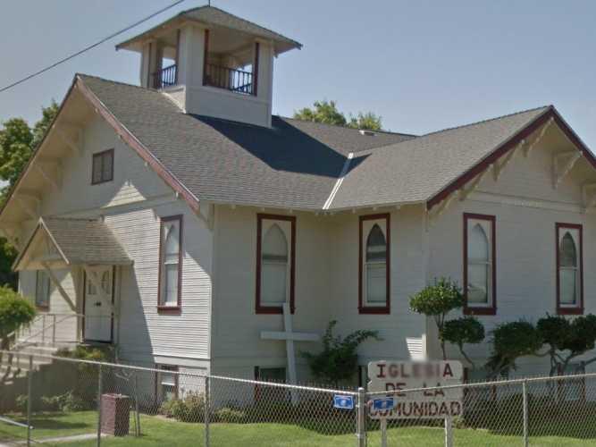 Iglesia de la Comunidad (USDA) Food Pantry