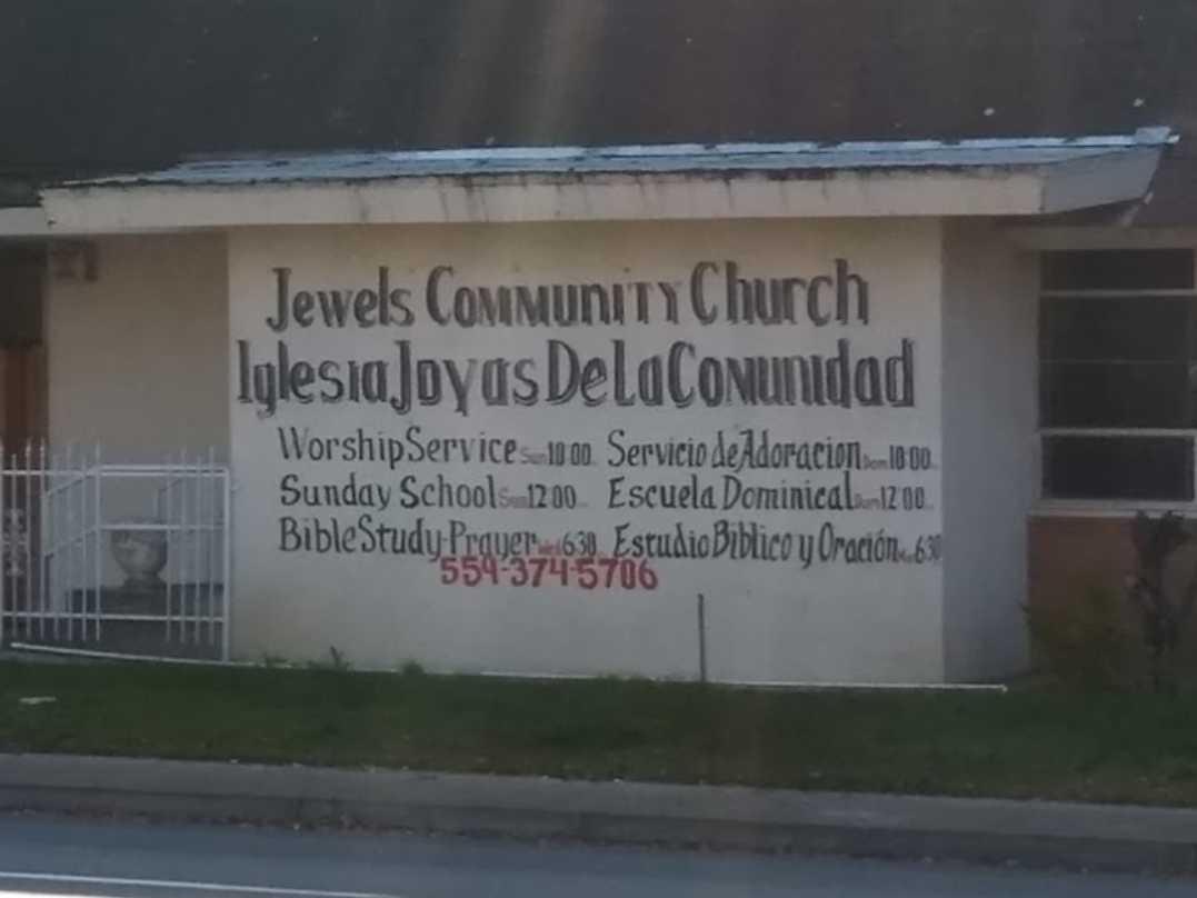 Jewels Baptist Community Church Food Pantry