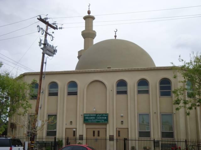 Masjid Fresno Food Pantry