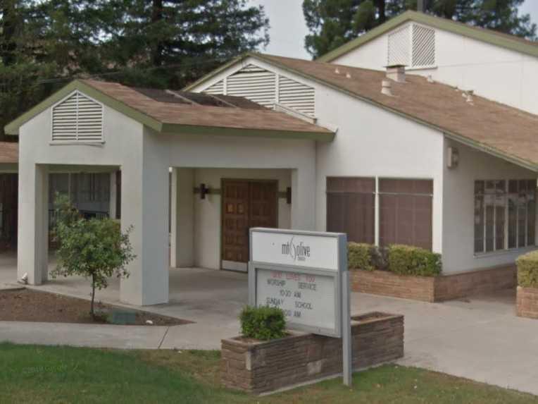 Mt. Olive Baptist Church (USDA) Food Pantry