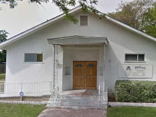 New Birth Evangelistic Center Church Food Pantry