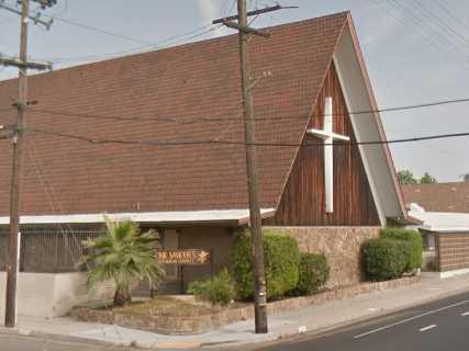Our Saviour's Lutheran Church (USDA) Food Pantry